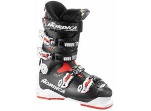 Skischuhe Sportmachine 90 Herren Flex 90 schwarz