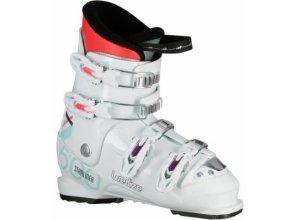 Skischuhe Starliner 500 Kinder weiß