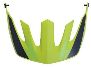 Specialized Ambush Visor | hyper green speed-streak - L