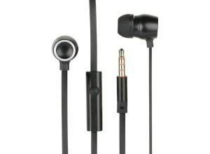Fontastic Headset »In-Ear Stereo-Headset N330-R 3.5mm«, schwarz