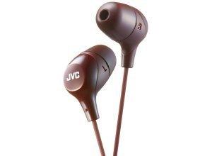 JVC InEar Kopfhörer ´´Mashmallow´´ »HA-FX38«, braun