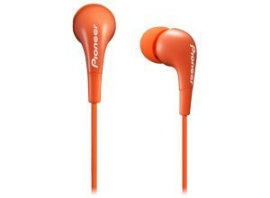 PIONEER Stylischer, geschlossener & dynamischer In-Ear Kopfhörer »SE-CL502«, orange