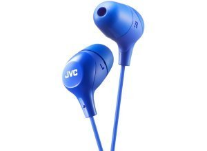 JVC InEar Kopfhörer ´´Mashmallow´´ »HA-FX38«, blau