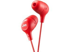 JVC InEar Kopfhörer ´´Mashmallow´´ »HA-FX38«, rot
