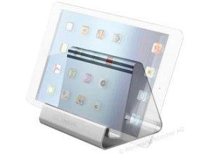 LogiLink Tablet-Halterung AA0074, Tisch, Tablet-Ständer, universal, Aluminium, silber