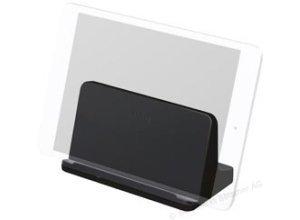 Han Tablet-Halterung 92140-13, smart-Line, Tisch, Tablet-Ständer, universal, schwarz