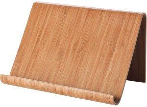 RIMFORSA, Tablet-Halter, Bambus,