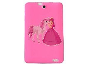playZ Schutzhülle für playZ Kids Tablet mit Motiv »Kids Tablet Schutzhülle«, rosa