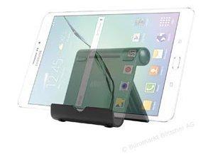 Anker Tablet-Halterung Multi-Winkel, Tisch, Tablet-Ständer, universal, Aluminium, schwarz