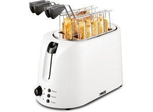 PRINCESS Toaster Croque Monsieur, für 2 Scheiben, 1000 W, weiß