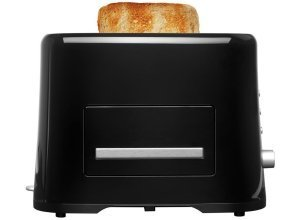 MEDION® Toaster, variable Temperaturkontrolle »MD 16734, Krümelblech«, schwarz