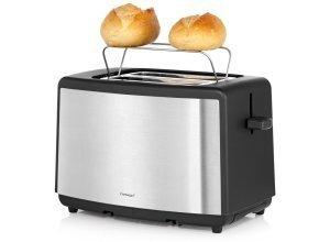 WMF Toaster Edition, für 2 Scheiben, 800 W, silberfarben