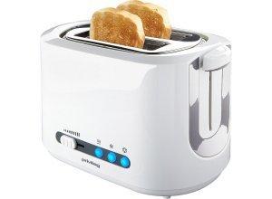 Privileg Toaster TA8145, für 2 Scheiben, 850 W, weiß