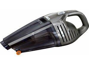 AEG Akku-Handstaubsauger HX6-14TM-W, beutellos, silberfarben