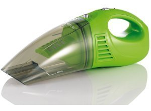 CLEANmaxx Akku-Handstaubsauger 2in1 Nass/Trocken, beutellos, grün
