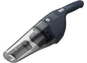 BLACK + DECKER Akku-Handstaubsauger »NVB215WA-QW«, 10,8Wh mit integriertem Akku, grau