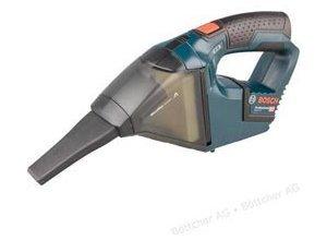 Bosch Staubsauger GAS 12V-LI Professional, Solo, Akku Handstaubsauger, beutellos, 12 Volt