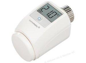 Homematic Heizkörperthermostat IP Smart Funk, elektronisch, programmierbar, Boost, App-fähig