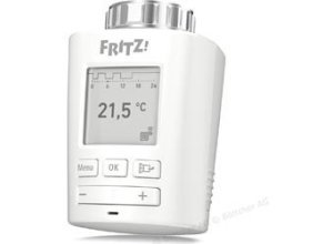 AVM Heizkörperthermostat FRITZ!DECT 301 DECT, E-Paper, elektronisch, programmierbar, App-fähig