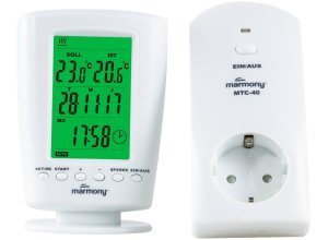 MARMONY Thermostat »MTC-40«, Funk, weiß
