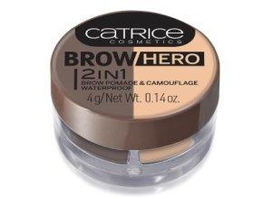 Catrice Brow Hero 2in1 Waterproof Augenbrauengel Nr. 020 - So Bella