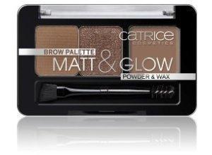 Catrice Brow Palette Matt & Glow Augenbrauen Palette Nr. 010 - Now Flash Lights