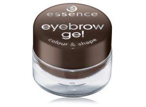 essence Colour & Shape Augenbrauengel Nr. 01 - Brown