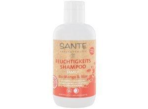 Sante Family Feuchtigkeits Shampoo Bio Mango & Aloe 200 ml