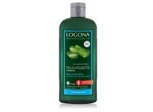 Logona Bio-Aloe Vera Feuchtigkeit Haarshampoo 75 ml