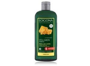 Logona Bier & Bio-Honig Volumen Haarshampoo 75 ml