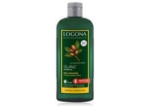 Logona Bio-Arganöl Glanz Haarshampoo 75 ml