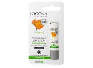 Logona Bio-Calendula Reichhaltig Lippenbalsam 4,5 g