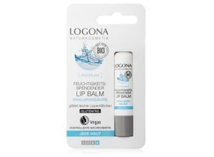 Logona Hyaluronsäure Feuchtigkeitsspendend Lippenbalsam 4,5 g