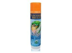 Badger Lip Balm Tangerine Breeze Lippenbalsam 4,2 g