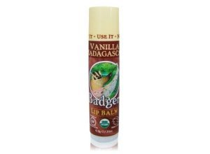 Badger Lip Balm Vanilla Madagascar Lippenbalsam 4,2 g