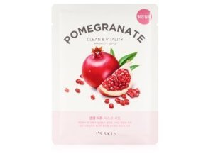 It´s Skin The Fresh Pomegrante Tuchmaske 1 Stk