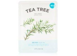 It´s Skin The Fresh Tea Tree Tuchmaske 1 Stk