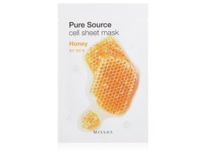 MISSHA Pure Source Cell Sheet Mask Honey Tuchmaske 1 Stk