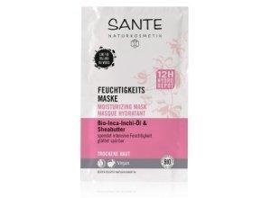 Sante Bio-Inca-Inchi-Öl & Sheabutter Gesichtsmaske 8 ml
