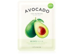 It´s Skin The Fresh Avocado Tuchmaske 1 Stk