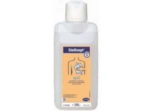 Bode Stellisept® med, antimikrobielle Waschlotion, zur Hände- und Körperwaschung, 500 ml - Flasche