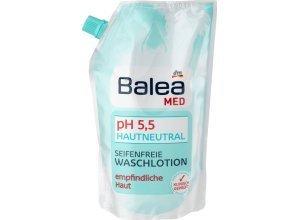 Balea Med Waschlotion ph 5,5 Hautneutral seifenfrei Nachfüllbeutel