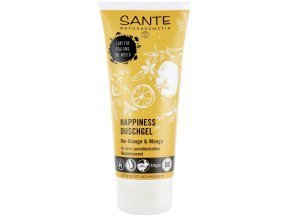 Sante HAPPINESS Duschgel Bio-Orange & Mango 200 ml