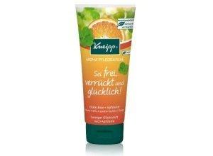 Kneipp Sei frei, verrückt und glücklich! Glücksklee - Apfelsine Duschgel 200 ml