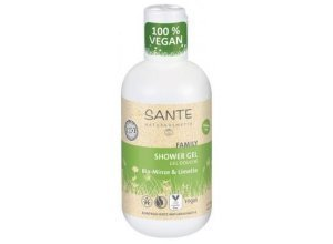 Sante Family Duschgel Bio Minze & Limette 200 ml