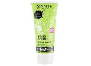 Sante BALANCE Duschgel Bio-Aloe & Mandelöl 200 ml