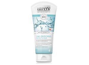 Lavera Basis Sensitiv Duschgel 2 in 1 200 ml