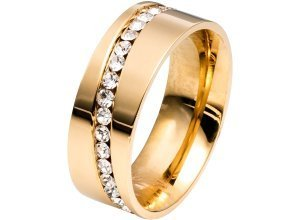 Ring in gold für Damen von bonprix