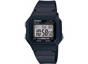 Casio Collection Chronograph »W-217H-1AVEF«, schwarz