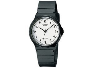 Casio Collection Quarzuhr »MQ-24-7BLLGF«, schwarz